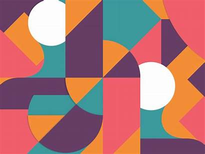Abstract Dribbble Illustration Icon Screenshots Minimal Flat