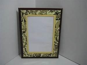 Créer Un Cadre Photo : cartonnage un cadre photo youtube ~ Melissatoandfro.com Idées de Décoration
