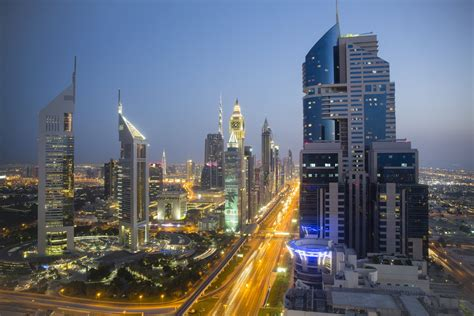 Dubai among world's most powerful cities for talent, business