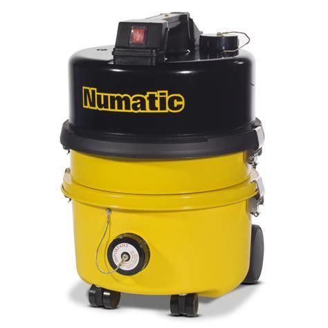 numatic hzq asbestos vacuum  vacuums hazardous