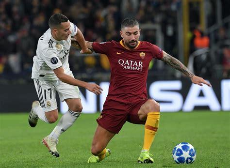 Hasil Pertandingan AS Roma vs Real Madrid di Liga ...