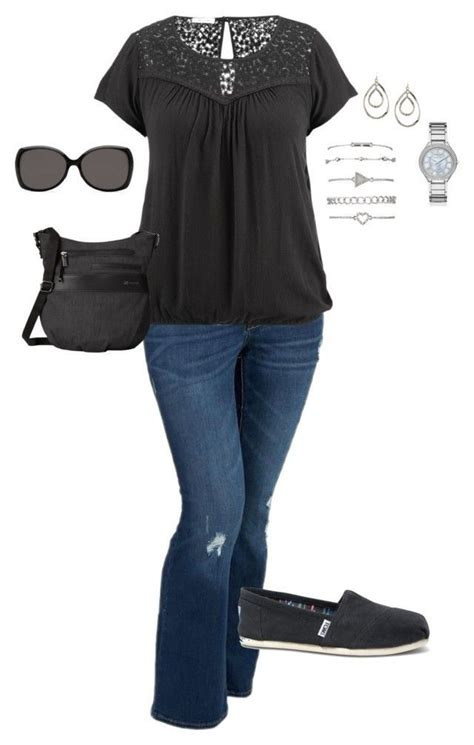 The 25+ best Plus size outfits ideas on Pinterest | Plus size fashion for women Big girl ...