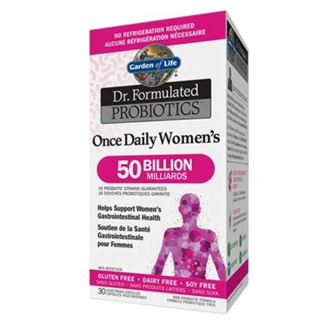 Garden Of Probiotics Once Daily S by Buy Garden Of Dr Formulated Probiotics Once Daily