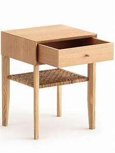Ampm Table De Chevet : une chambre jaune et rouge laissez entrer le soleil joli place ~ Teatrodelosmanantiales.com Idées de Décoration