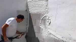 Enfoscado Proyectado Muro