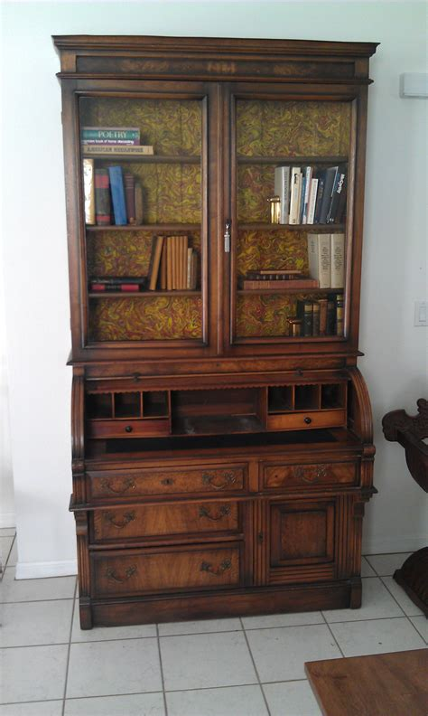 drop leaf desk with hutch furniture drop front secretary desk with hutch and