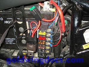 Electrical Connection Power Plate  U2022 Product Reviews  U2022 Goldwingdocs Com
