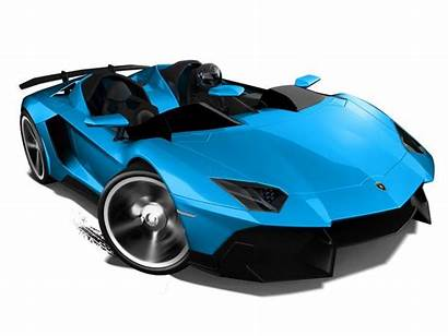 Wheels Lamborghini Cars Clipart Aventador Toy Hotwheels