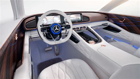 2018 Vision Mercedes Maybach Ultimate Luxury Interior 4k