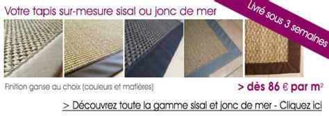 comment nettoyer un tapis en jonc de mer set de table bambou ou raphia with comment nettoyer un
