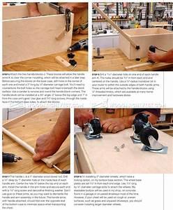 Mobile Tool Chest Plans • WoodArchivist