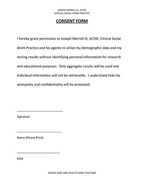15278 survey consent form template survey consent form template