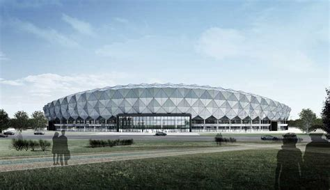 jining stadium building china chinese sports arena