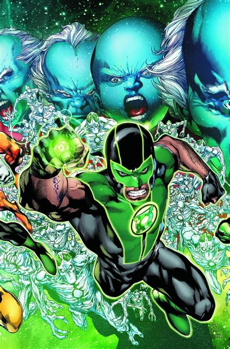 baz earth s new green lantern and comics