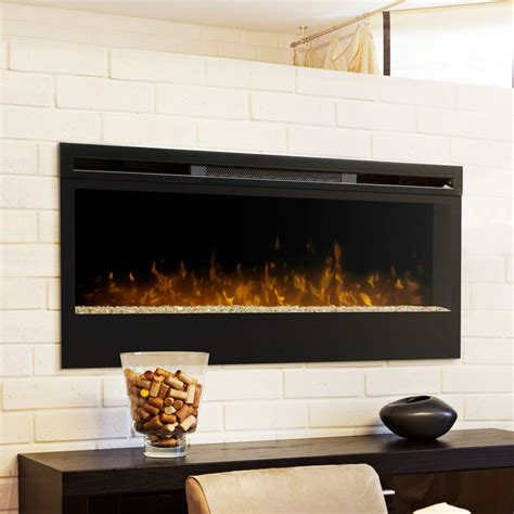 in wall fireplace dimplex synergy 50 quot electric fireplace blf50 dimplex