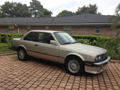 1987 Bmw 325is One Owner E30 For Sale