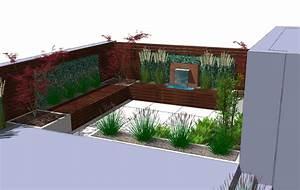 Grüner Sichtschutz Terrasse : ansichtssache den ausblick sichern oder sicher sein vor einblicken moderner sichtschutz im ~ Markanthonyermac.com Haus und Dekorationen