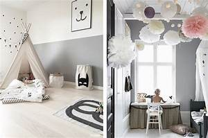 Deco Scandinave Chambre Bebe : deco scandinave chambre fille ado ~ Melissatoandfro.com Idées de Décoration