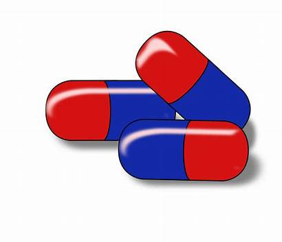 Clipart Pill Drug Tablet Capsules Openclipart Capsule