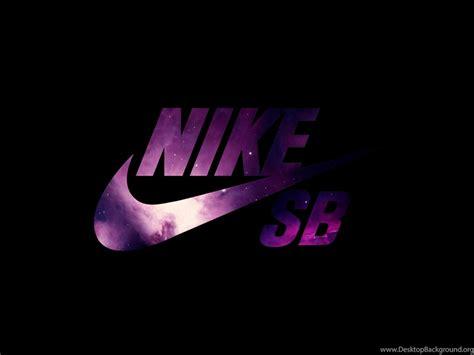 nike background nike logo purple black backgrounds wallpaper nike