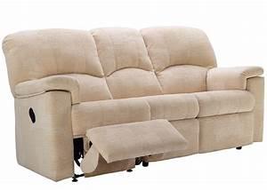G Plan Chloe 3 Seater Recliner Sofa Midfurn Furniture