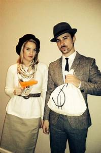 DIY Couples Costume - Bonnie & Clyde | You're Never Too ...