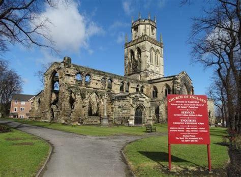 pontefract yorkshire history travel  accommodation