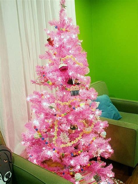 beautiful decorations cute and beautiful pink christmas tree decorations