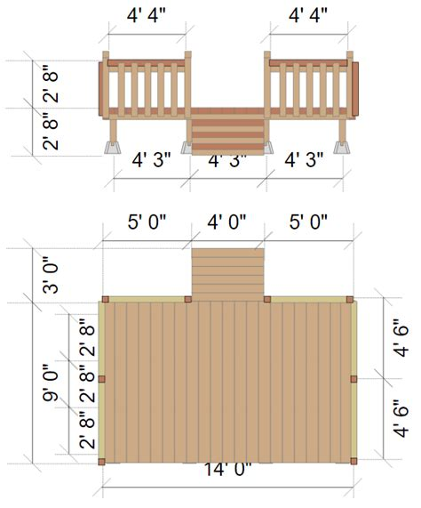 vulcraft deck design exle deck software for design and planning decks and patios
