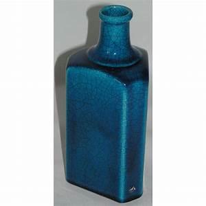 Pied De Lampe : pied de lampe bleu en c ramique sur moinat sa antiquit s d coration ~ Teatrodelosmanantiales.com Idées de Décoration