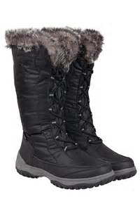 Waterproof Snow Boots Women