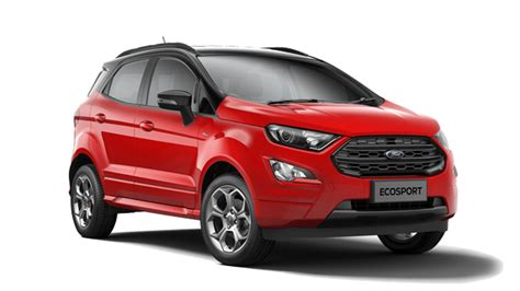 New Ford Ecosport Motability Offers