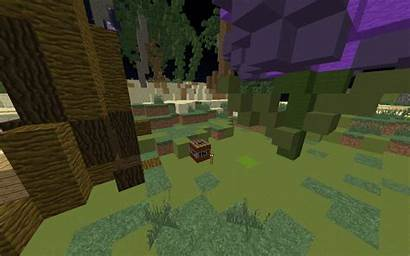 Mod Physics Screenshots Collision Minecraft Regeneration Block