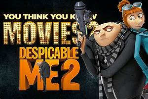 10 Facts You Might Not Know About U2018despicable Me 2u2019