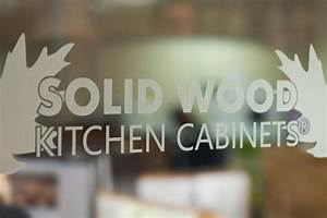 Chesterfield Showroom for Oak Kitchens Solid Wood