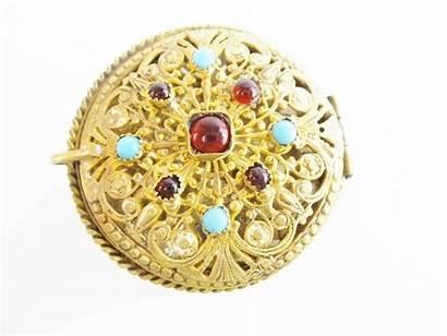 Jeweled Hinged Austrian Antique Worldrarities Rarity