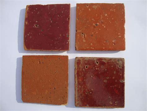 cuisine terre cuite tomette terre cuite emaillee orange le sagne