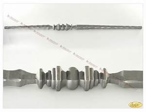 Poteau En Fer : la m tallerie px9 poteau en fer forg ~ Edinachiropracticcenter.com Idées de Décoration