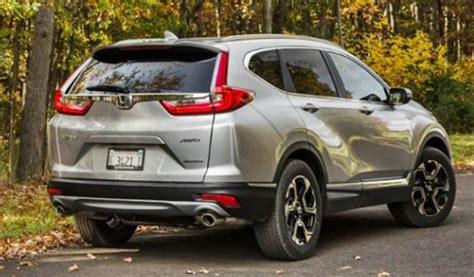 2019 Honda Crv Design, Release Date And Price  Car Design