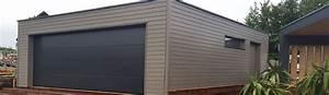 Garage Bois En Kit : bardages bois traites colores votre garage bois ~ Premium-room.com Idées de Décoration