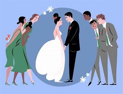 Party Happy Friends Don Weddings Bridesmaids Money