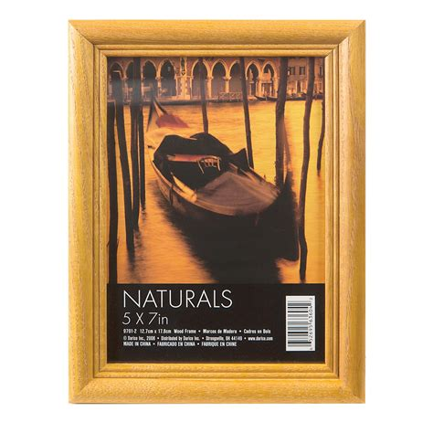 5x7 oak photo frame oak picture frames