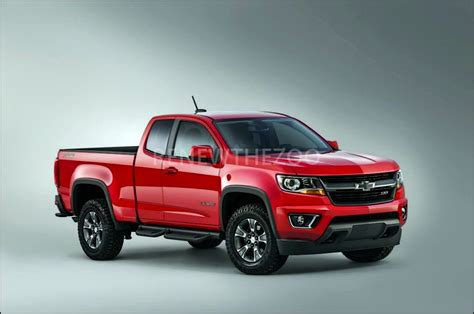 Chevrolet Colorado 2020 by Chevrolet 2020 Chevy Colorado Zr2 Prototype Is Already