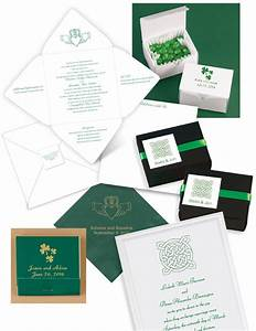celtic wedding invitations and wedding favors that With when to send out wedding invitations ireland