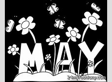 May Clip Art Black And White images 20162017 B2B Fashion