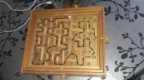 bureau de change reims troc echange ancien jeu en bois labyrinthe bille sur