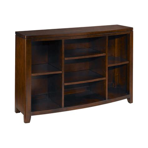 Bookcase Console by Bookcase Console 912 926 Tribecca Hammary Furniture At