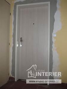 Montáž bezpečnostních dveří