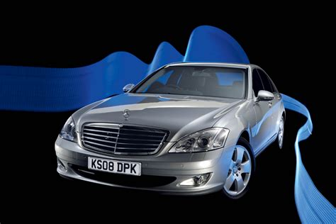 Best Luxury Car  New Car Honours 2008  Auto Express
