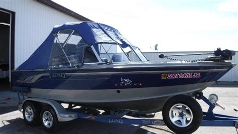 Lund Boats For Sale Minnesota by Lund Tyee 1850 Grand Sport Boats For Sale In Minnesota